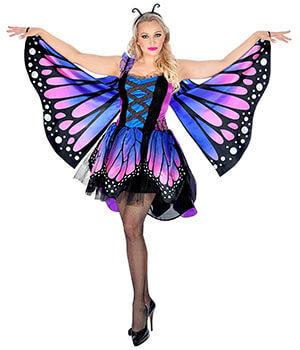 Sessionsmotto 2020 - Bremen Schmetterling Kostüm