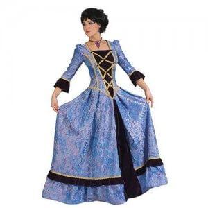 Brock Kostüm Kleid Damen