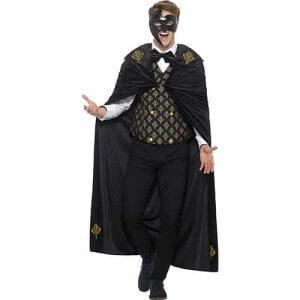 Maskenball Venedig Kostüm Herren