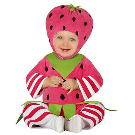 Erdbeeren Kleinkinder
