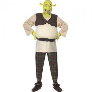 Shrek Disney Kostüm Herren