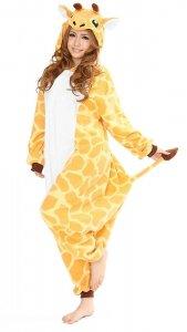 Giraffe Plüschkostüm