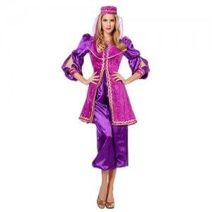 Orientalisches Aladdin Kostüm Jasmin Damen
