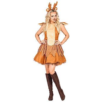 Reh Kostüm - Sweet Rentier