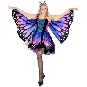 Kostüm wunderschöner Schmetterling