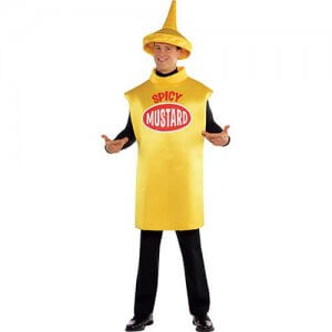 Senf Kostüm