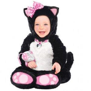 Katzen baby kostüm