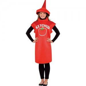 Ketchup Kostüm