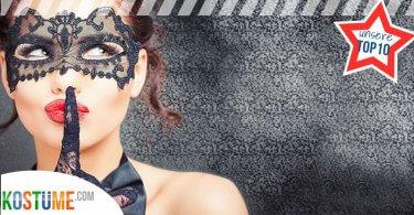 Top Ten Flirt Kostüme Headergrafik