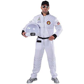 Lumpenball - Astronauten Kostüm