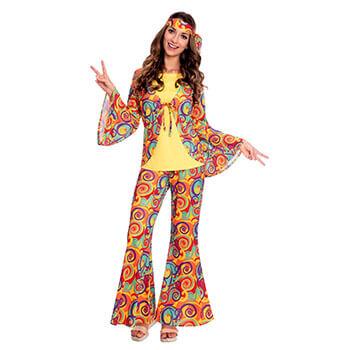 Lumpenball Lüneburg - Hippie Kostüm