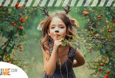 Kinder schminken Tutorial Anleitung Kinderschminken Ideen