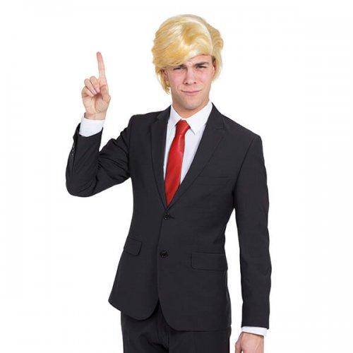 blonde Donald Trump Perücke