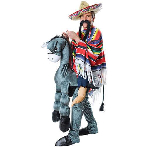 Huckepack Kostüm esel