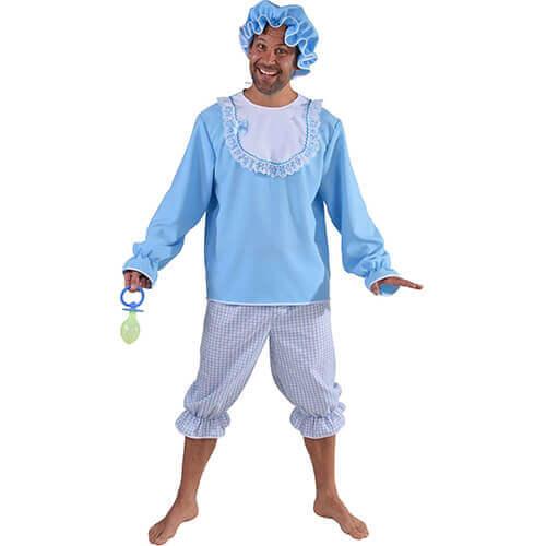 lustiges Baby Kostüm für Männer