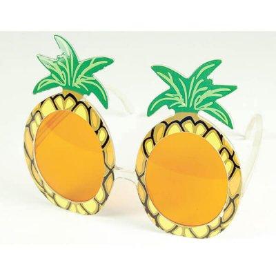 lustige Ananas Partybrille