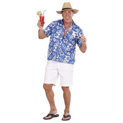 geblümtes Hawaiihemd