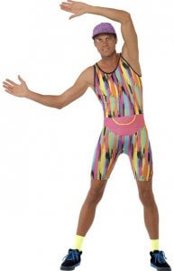 Kostüm Mr Energizer