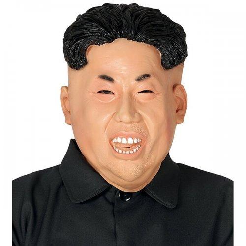 Politiker Kim Maske