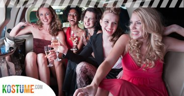 Junggesellenabschied Party feiern