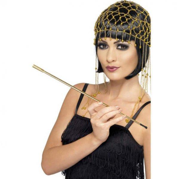 goldene Zigarettenspitze Gatsby 20er Jahre