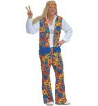 Cooles Hippie Kostüm für Herren