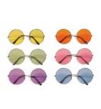 John Lennon Hippie Brille in verschiedenen Farben