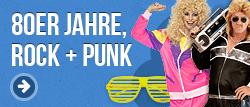 80er Jahre & Rock + Punk